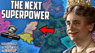 What If The Netherlands Won WW2?! HOI4