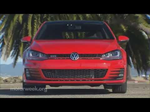 MotorWeek | Road Test: 2015 Volkswagen Golf GTI