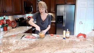How To Make Salami Appetizer With Ms Gayla
