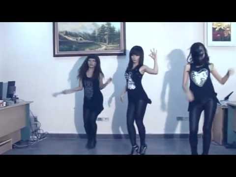 Nhóm Nhạc Việt Nam nhảy Day By Day - T-ara