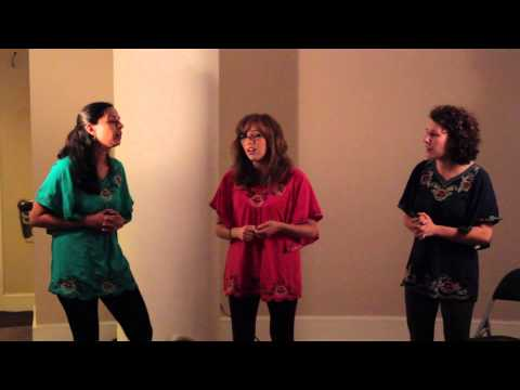 The Nightingale Trio | Ase Chonguri