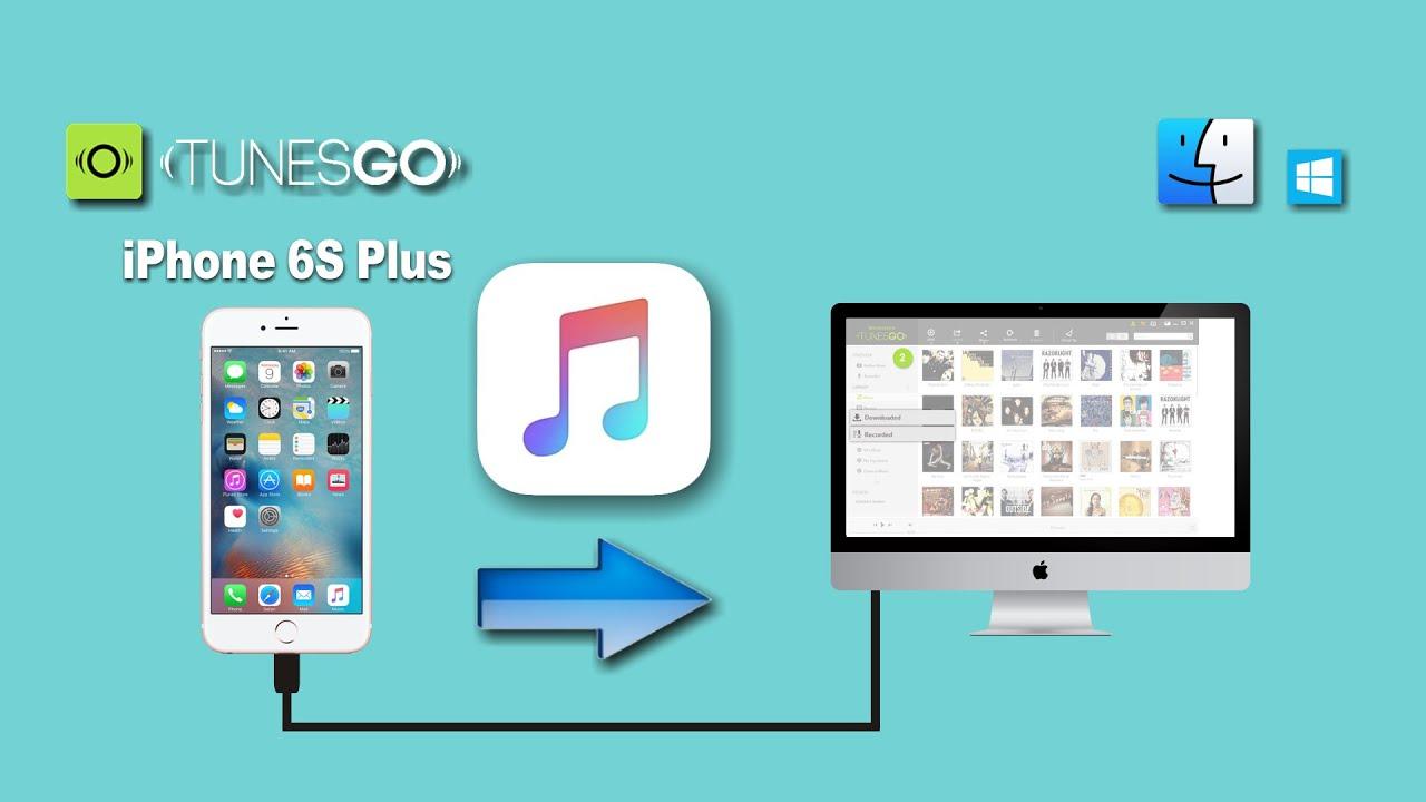backup iphone 6 plus to mac