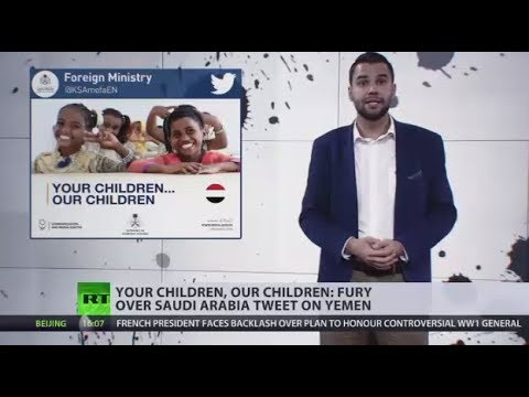 'Living Hell': UN warns of imminent risk for children in Yemeni port