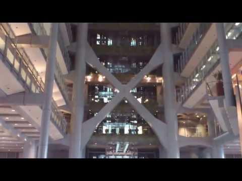 Hong Kong HSBC Headquarters