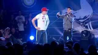 Repeat youtube video Shawn Lee vs Alem - 1/2 Final - 3rd Beatbox Battle World Championship