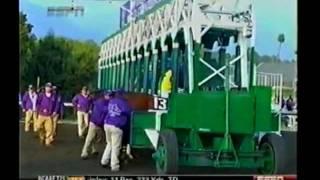 ZENYATTA - 2009 Breeders Cup Classic + Post Race