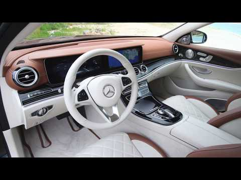 2016 Mercedes-Benz E-Class from TheChauffeur.com