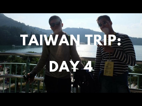 TAIWAN TRIP: FORMOSAN THEME PARK, SUN MOON LAKE, WEN WU TEMPLE, DILI CHURCH || Jan. 19, 2017