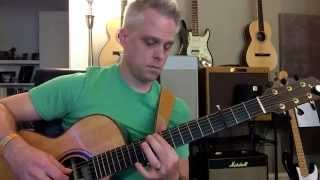 For My Father - Andy McKee Cover - (7/21)