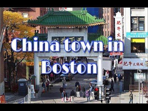 Cuộc Sống Mỹ 🇱🇷 : Vlog 5 : Đi tham quan China Town ở Boston