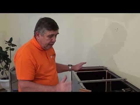 Стол для распечатки рамок воскотопка Профи