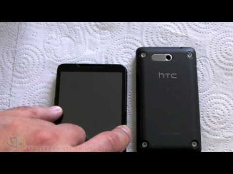 HTC HD mini vs HD2
