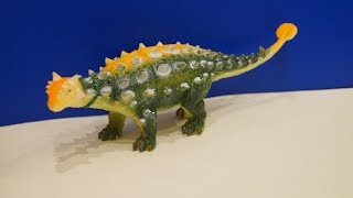 Моя коллекция фигурок животных 2 (динозавры и драконы)