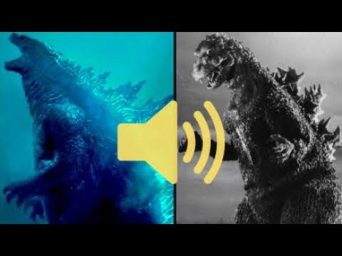 Download Godzilla 2014 Scenes but with 1954 Godzilla Sound Effects