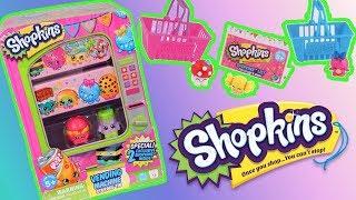 Shopkins • Automat na słodycze i napoje