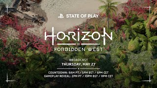 State of Play | Horİzon Forbidden West Gameplay Reveal