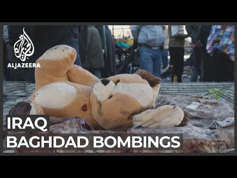 ISIL takes responsibility for deadly Baghdad suicide bombings