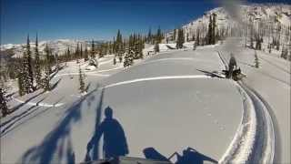 Most Amazing Snowmobile Movie!