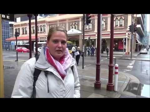Work and Travel Australien- VLOG 1- Adelaide