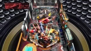 Pinball FX2 - Star Wars: The Clone Wars Gameplay PC
