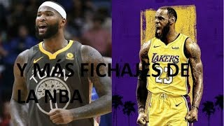 3deb4af63078 NBA 2K19 LOS ANGELES LAKERS VS ATLANTA HAWKS GAMEPLAY CONCEPT FULL ...
