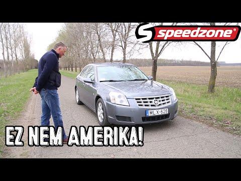 Speedzone-használt Teszt: Cadillac BLS (2008): Ez Nem Amerika!