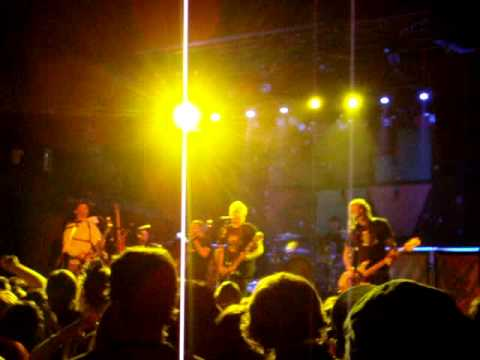 Less Than Jake - Conviction Notice - Live in NYC 1st Song Mar18th,  2009 - Irving Plaza
