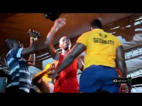 Eddy Kenzo en Concert à Conakry