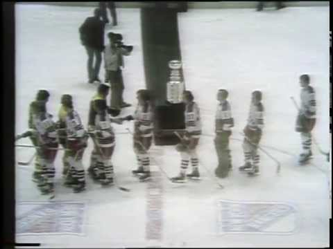 1972 Bruins-Rangers Stanley Cup postgame show