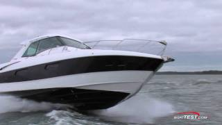 Cruisers Yachts 48 Cantius 2011 Motoryacht  Entertaining Features - By BoatTest.Com