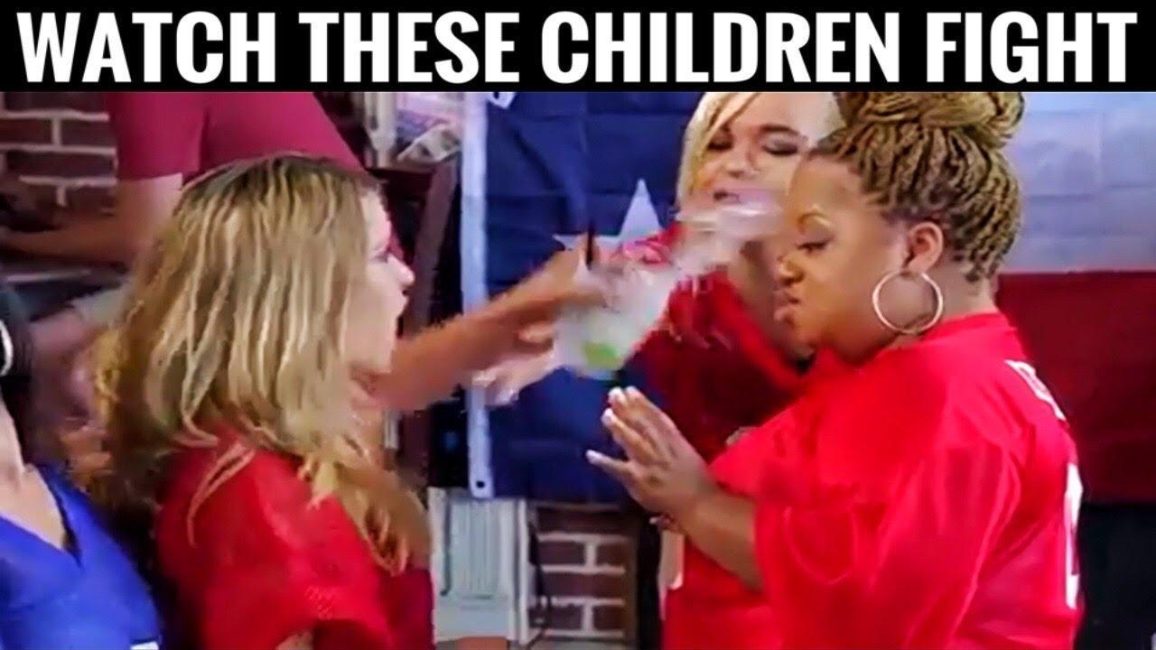 Download Little Women: Dallas - Bar Brawl - Part 3 (Season 1, Episode 5)   Lifetime