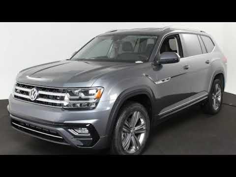 2019 Volkswagen Atlas Kennesaw GA Atlanta, GA #K15730