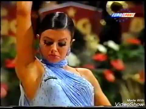 World Masters Professional Latin 1995