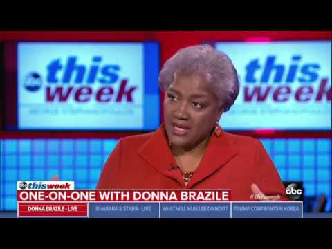 One-on-one with former DNC chair Donna Brazile ABC News