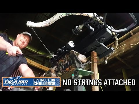 Destruction Challenge 2.0 - No Strings Attached