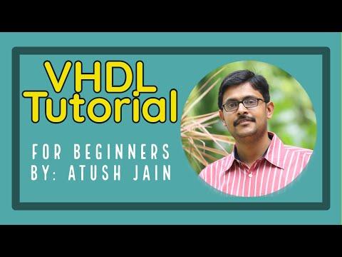 VHDL Tutorial: RS Flip Flop