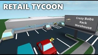 Retail Tycoon w/ GamingIsland (No Talking) GamingBoy 318| Roblox