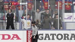 NHL™ 17_Слепышев красивый гол с рикошета! Бишоп помог!