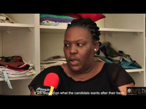 Joburg Business:  Boitumelo Sewing Project