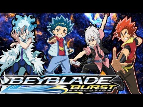 Beyblade Burst TOP 10 Beybladers Of Beyblade Burst ||Season 1||Explain In Hindi Full