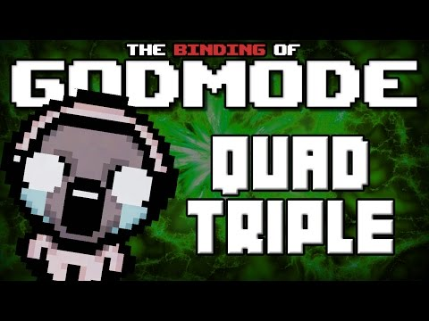 GODMODE - Masked Run #5 - Quad Triple