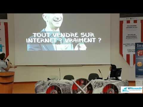 SEO CAMP Caen :  Vendre n'importe quoi sur le web grâce au SEO