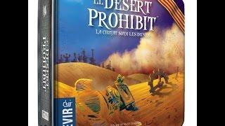 Com es juga a El desert prohibit - Devir thumbnail