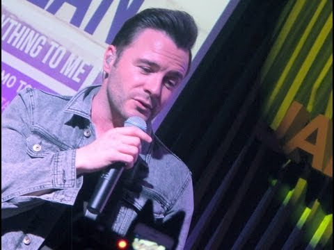Shane Filan - About You (Live at Hard Rock Cafe Jakarta)