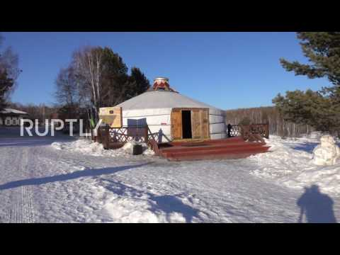 Russia: The heatings on the wall - Russian scientists develop warming pictures