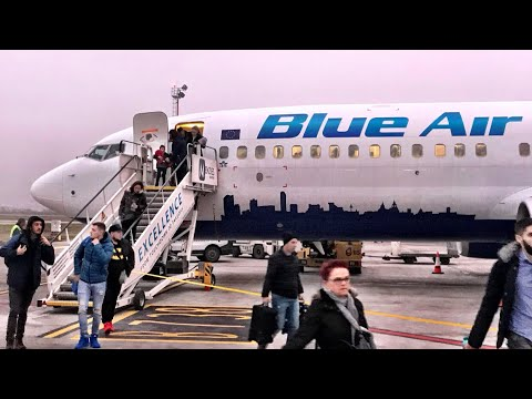WORST Flight of the year: BLUE AIR trip report, Birmingham - Cluj/Napoca, Boeing 737-800