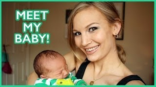 Meet My Baby! Labour & Delivery Story