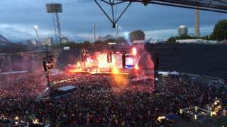 12 Coldplay - Charlie Brown (Live @ Olympiastadion - München / Munich - 06.06.2017) Mp3