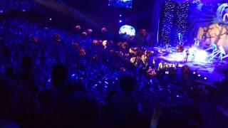 крокус сити 2014,новогоднее шоу