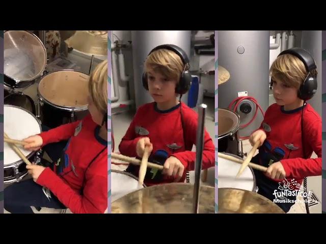 Satisfaction Druming 2021